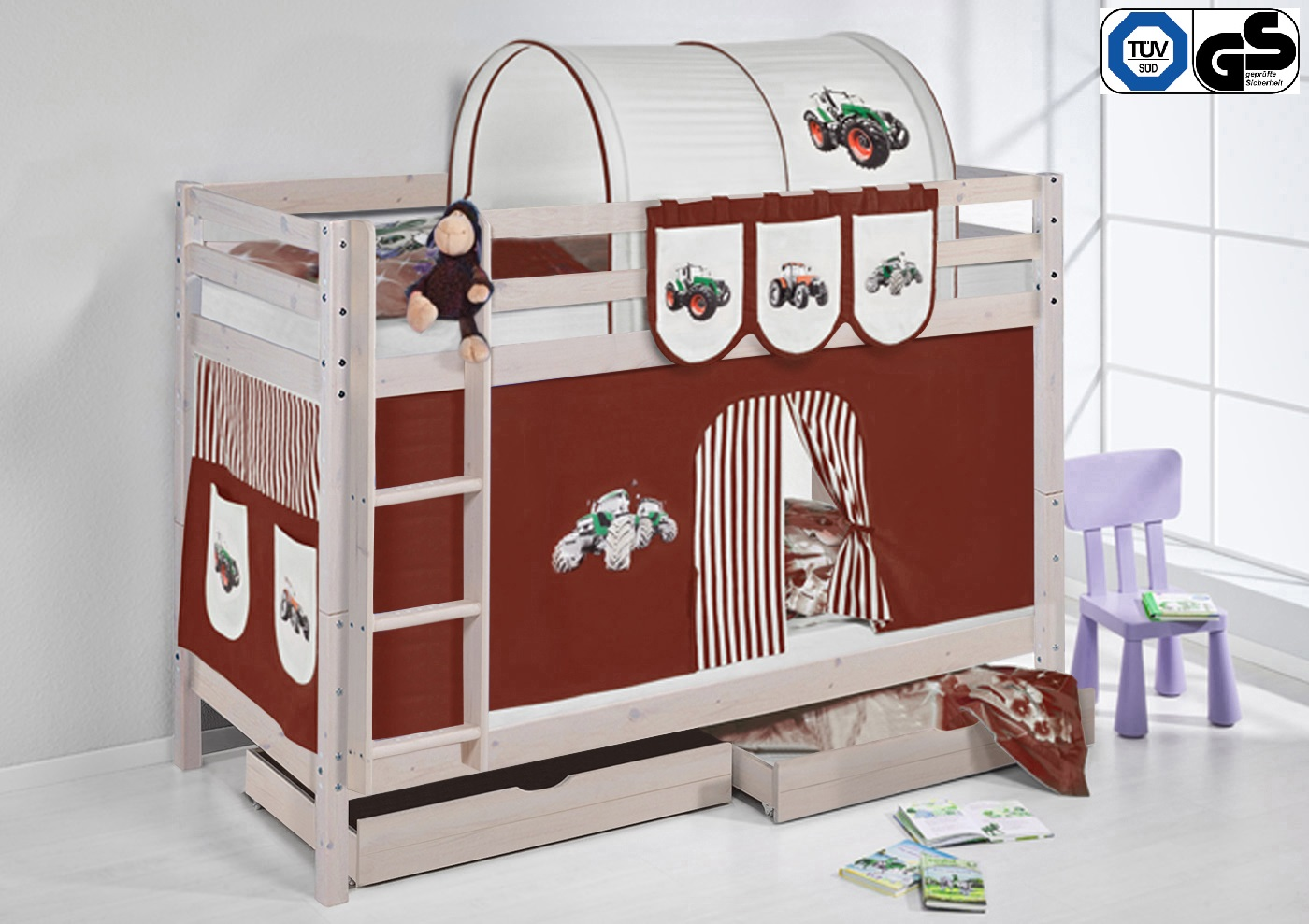 Uwis Etagenbett Gebraucht : Etagenbett baby great wood with