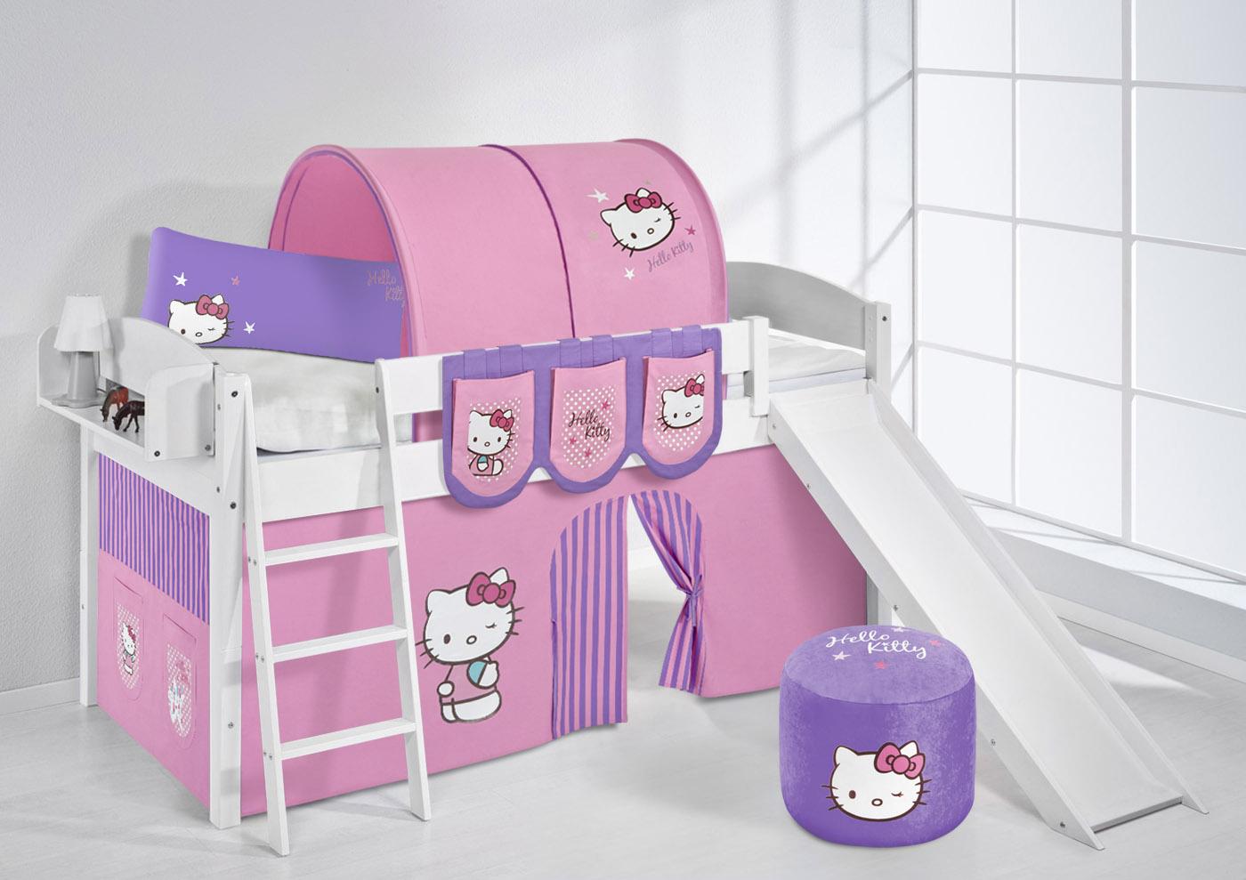 Schön Kinderbett Mit Rutsche Sammlung Von Spielbett-hochbett-kinderbett-kinder-bett-mit-rutsche-umbaubar-