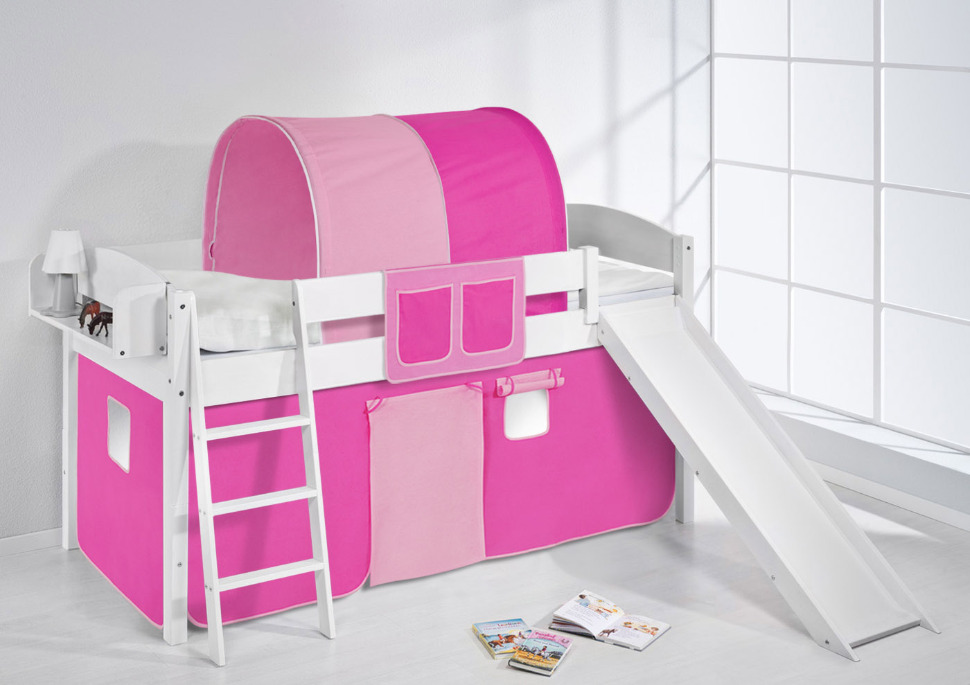 Bed With A Slide Uk