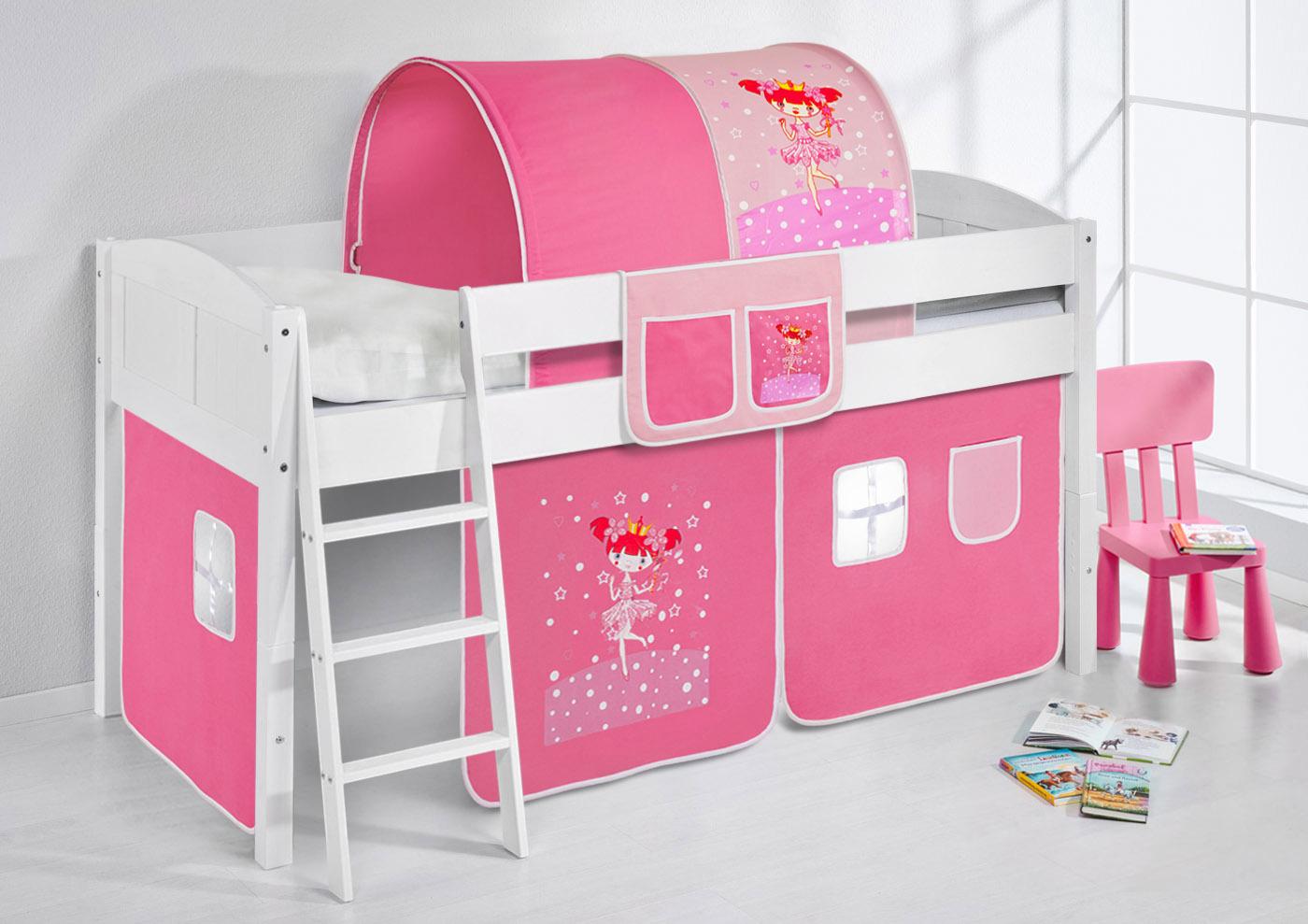 einzelbett f r kinder. Black Bedroom Furniture Sets. Home Design Ideas